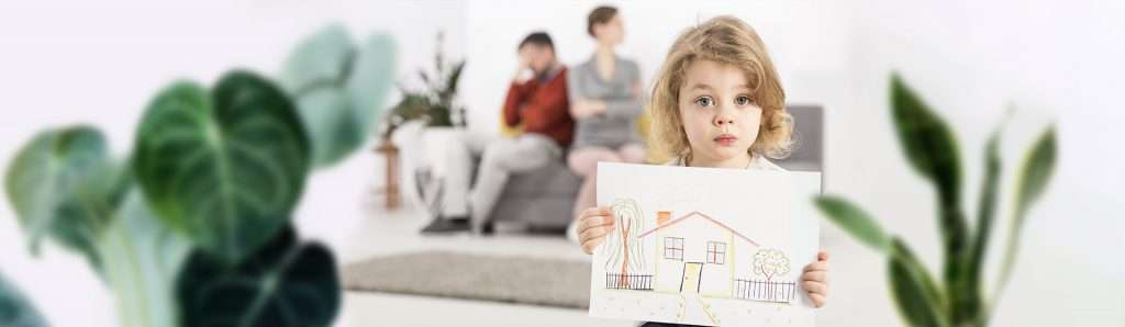 Protect your child's mental health during a divorce